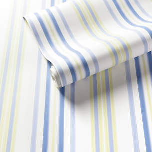 Striped Wallpaper Designs Annie Selke