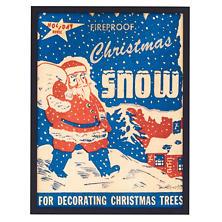 Christmas Snow  Wall Art