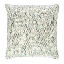 Chunky Knit Mist Sham