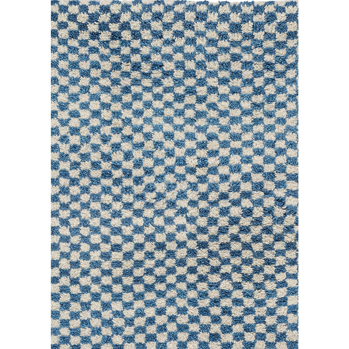Citra Denim Hand Knotted Wool Rug | The Outlet