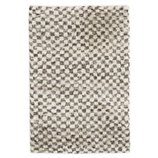 Citra Grey Hand Knotted Rug