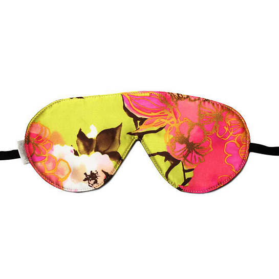 Citrus Garden Sleep Mask