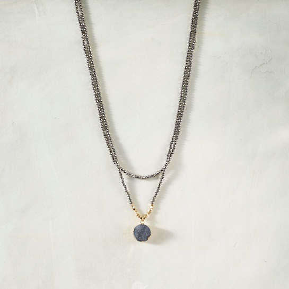 Claudette Gray Necklace