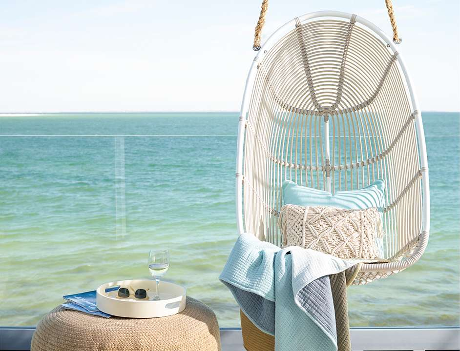 Calamus Swing Chair