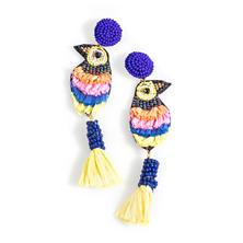Cobalt Fiesta Earrings