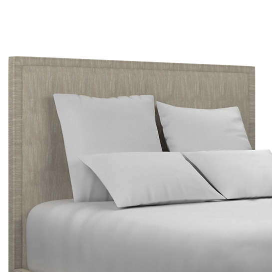 Graduate Linen Colebrook Whitewash Headboard