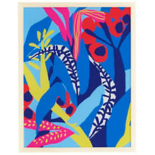 Colorful Jungle Art