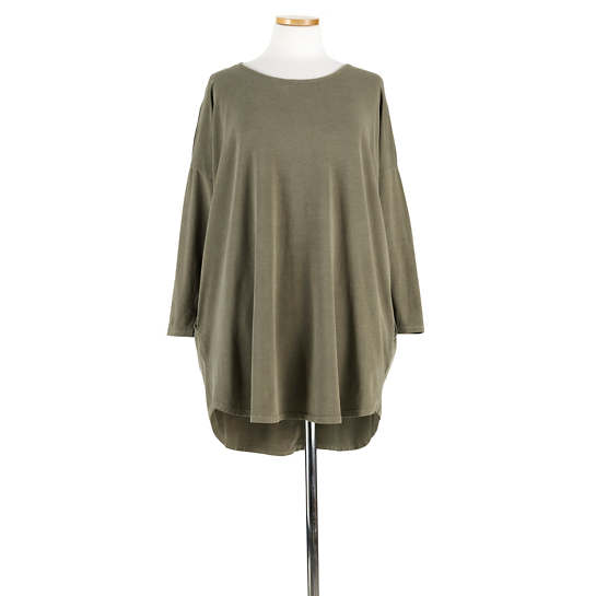 Comfy Army Tunic