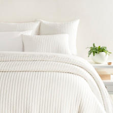 Comfy Cotton Dove White Quilt
