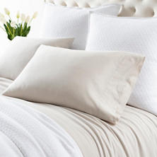 Comfy Cotton Natural Pillowcases