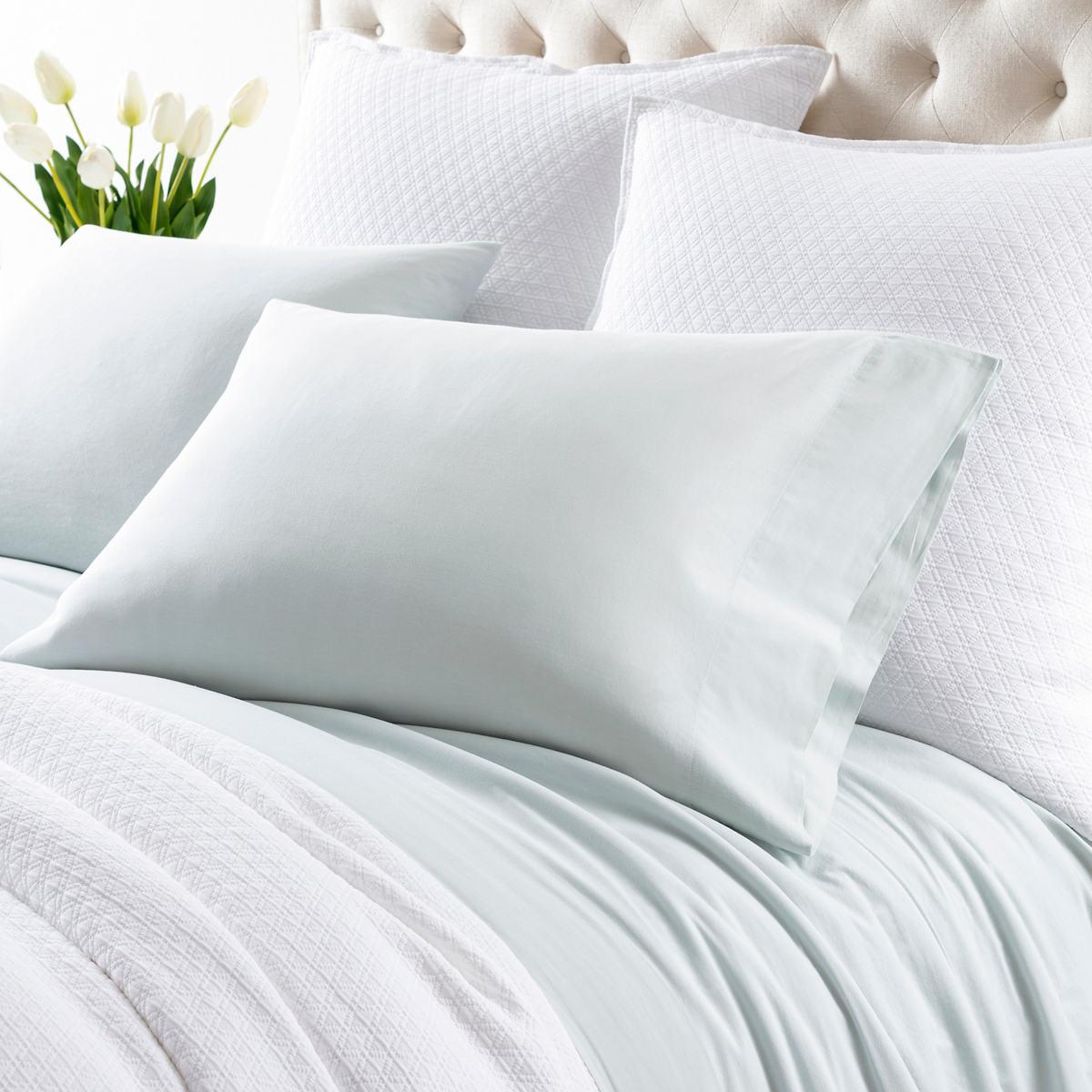 Comfy Cotton Sky Sheet Set