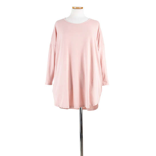 Comfy Dusty Rose Tunic