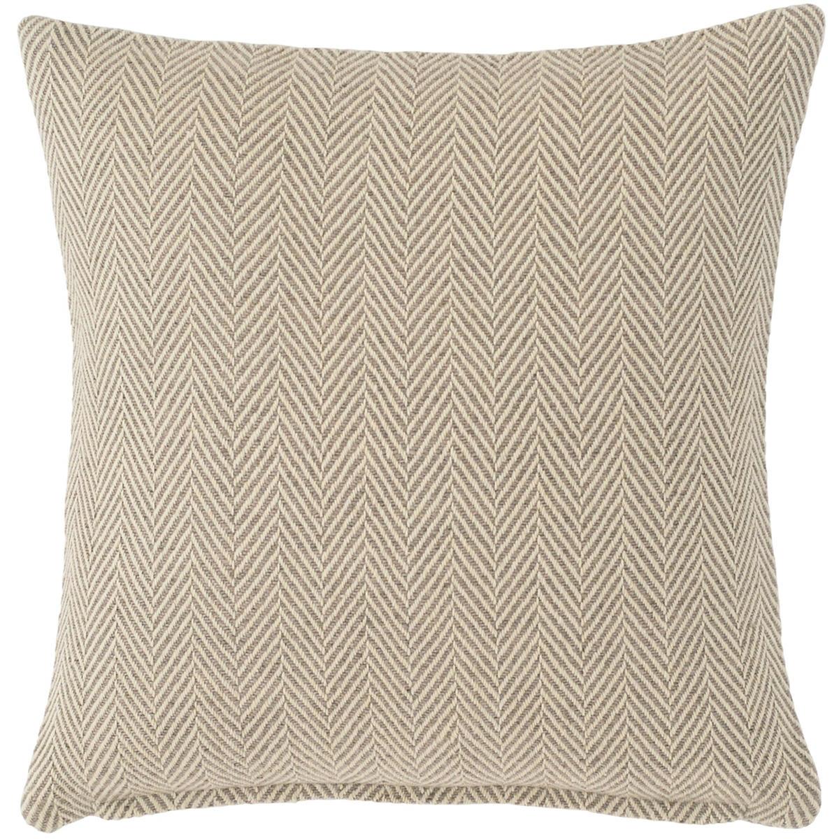 Concord Grey Indoor/Outdoor Pillow