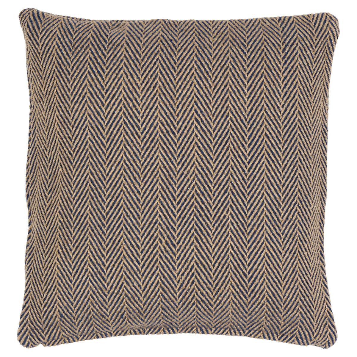 Concord Navy Indoor/Outdoor Pillow