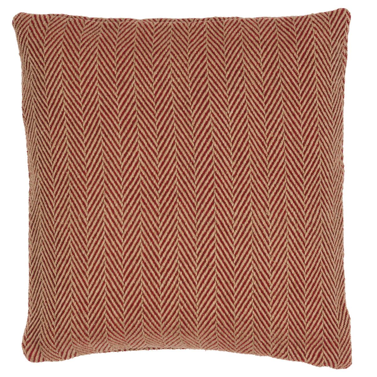 Concord Red Indoor/Outdoor Pillow