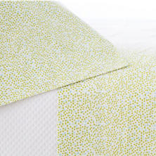 Confetti Green/Sky Sheet Set