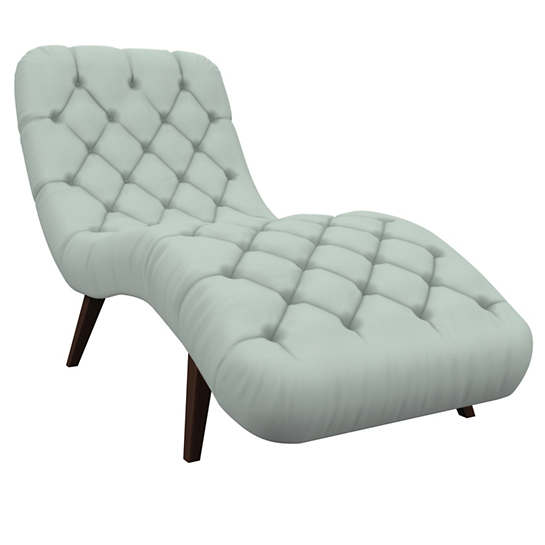 Estate Linen Powder Blue Copenhagen Chaise