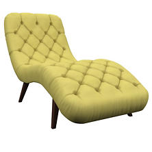 Estate Linen Citrus Copenhagen Chaise