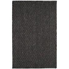 Corden Charcoal Woven Sisal Custom Rug