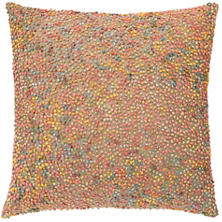 Cosmic Embroidered Decorative Pillow