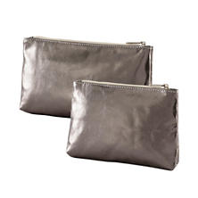 Cosmo Pewter Organizer Pouch
