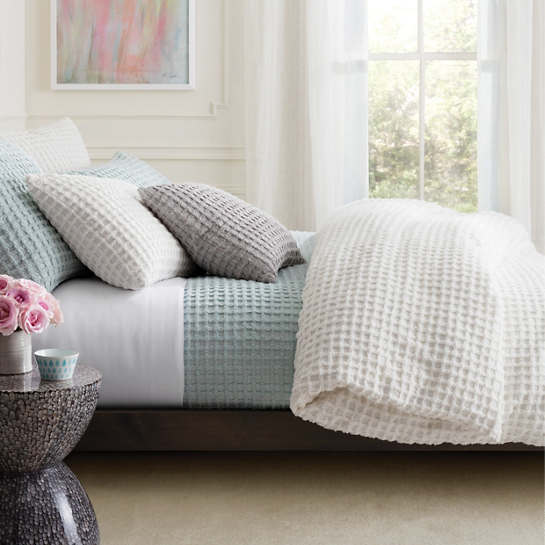 Gridwick Robin S Egg Blue Coverlet The Outlet