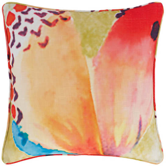 Cryptic Indoor/Outdoor Decorative Pillow
