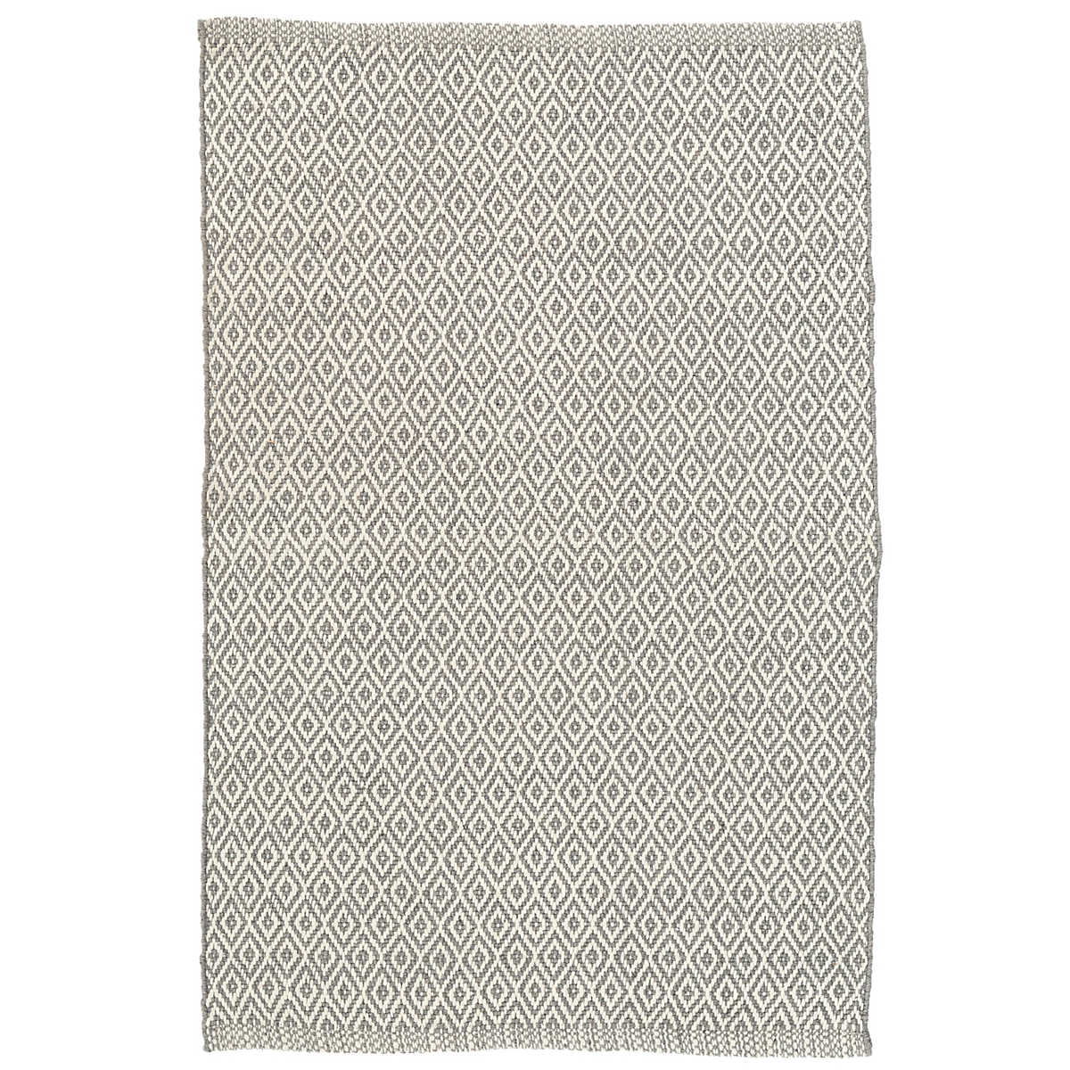 0057e7af44e9 Crystal Grey/Ivory Indoor/Outdoor Rug | Dash & Albert