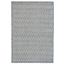 Crystal Navy/Ivory Indoor/Outdoor Rug