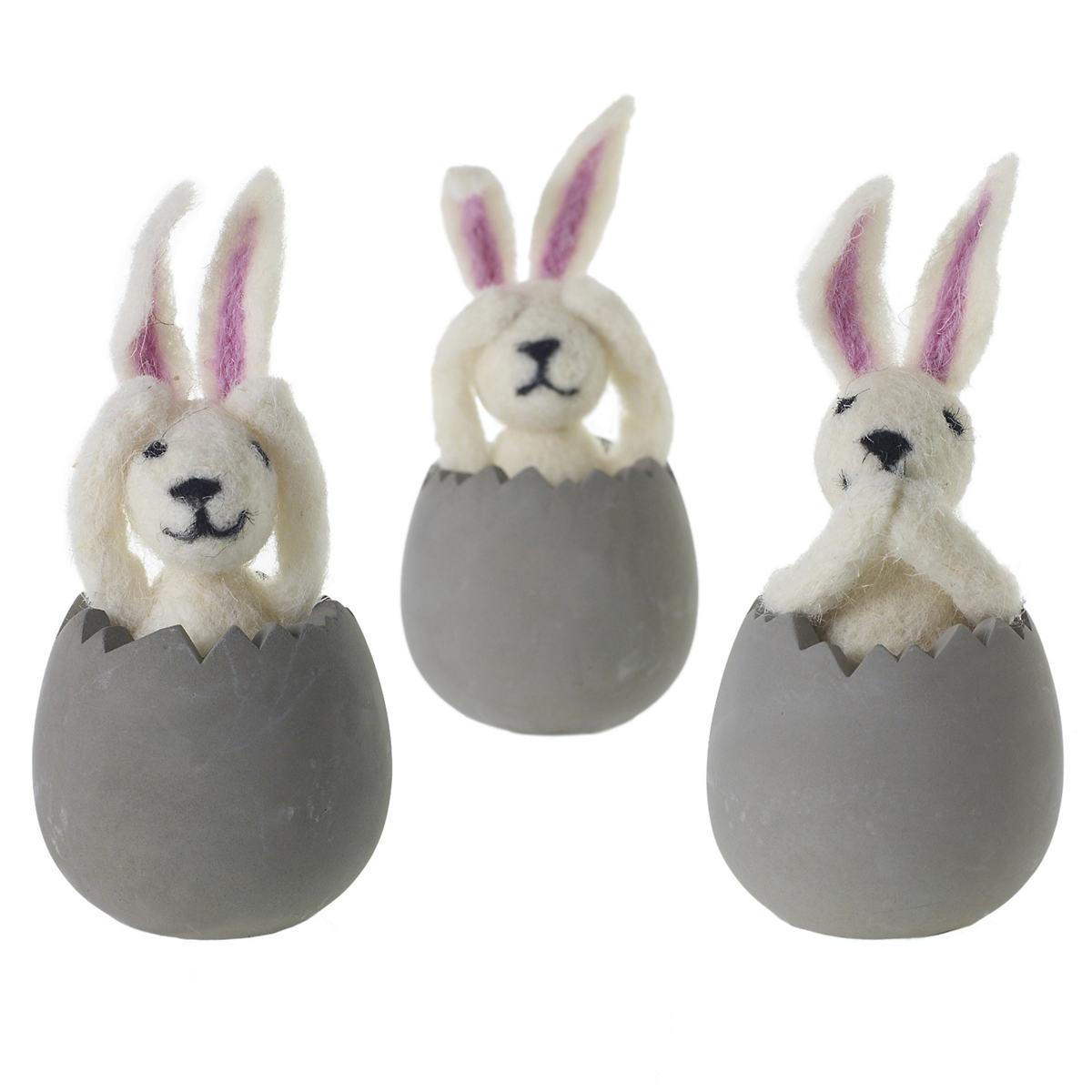 Three Wise Bunnies