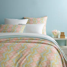 Allium Linen Duvet Cover