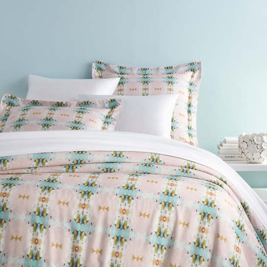 Como Sateen Duvet Cover