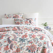 Fairfield Linen Duvet Cover