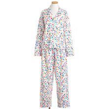 Dalmatian Flannel Multi Pajama