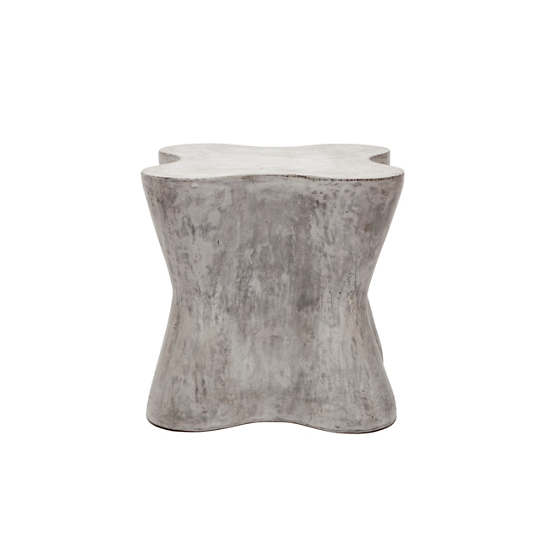 Dark Gray Howe Side Table