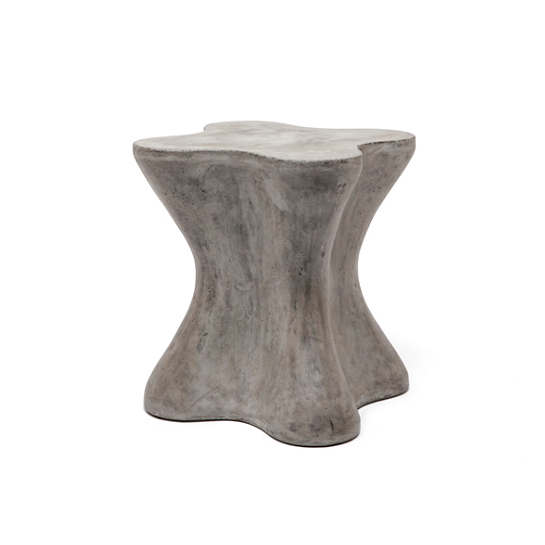 Dark Gray Howe Stool