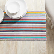 Devon Stripe Table Runner