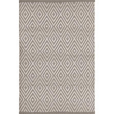 Diamond Fieldstone/Ivory Indoor/Outdoor Rug
