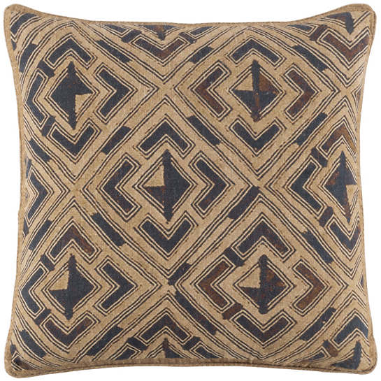 Diani Linen Decorative Pillow
