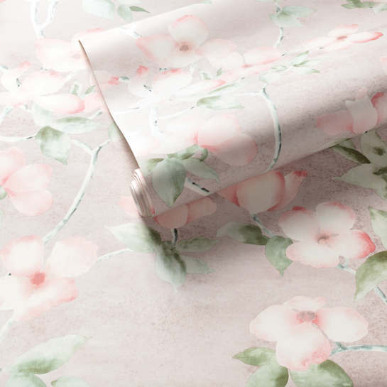 Dogwood Pink Wallpaper
