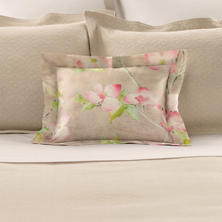 Dogwood Sandstone Decorative Pillow