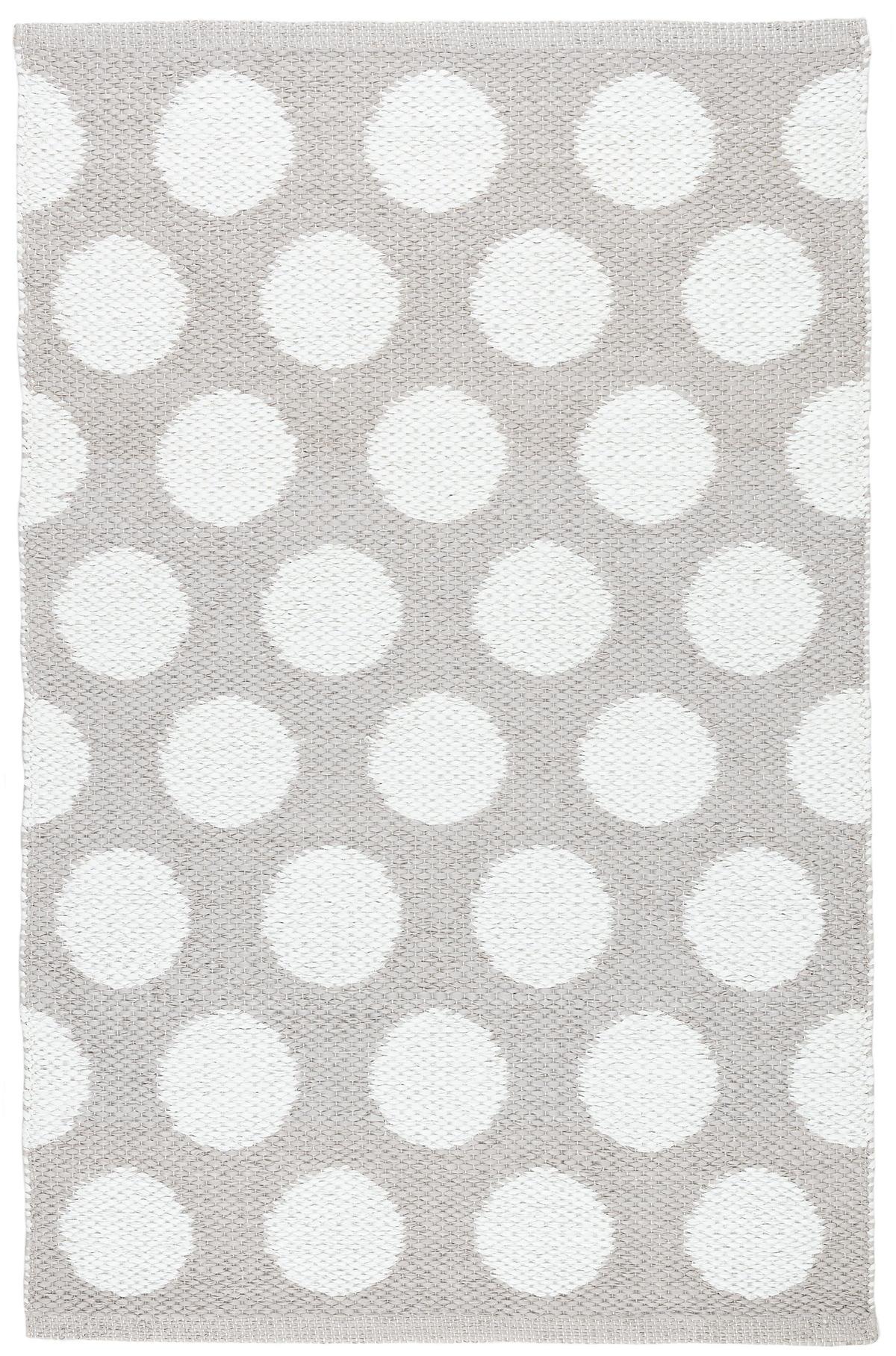 Dot Grey Indoor/Outdoor Rug