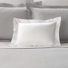 Dots White Decorative Pillow