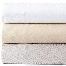 Dots White Pillowsham