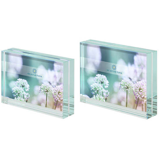 double glass frame - Double Glass Frame