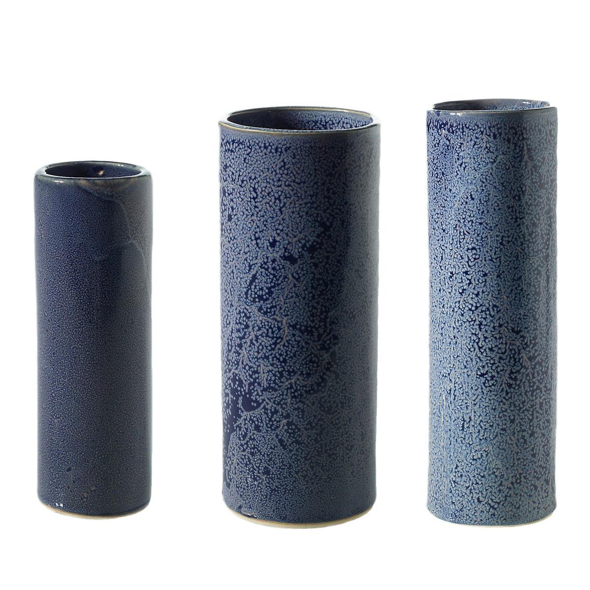 Dusk Vases/Set Of 3