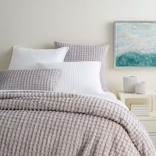 Gridwick Grey Duvet Cover