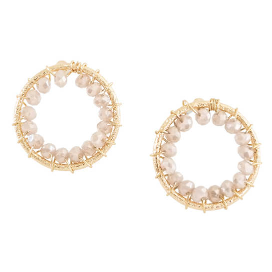Marta Rose Earrings