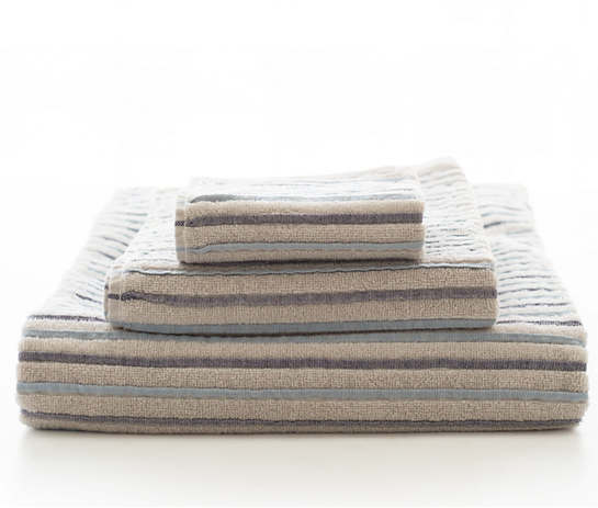 East Hampton Blue Towel