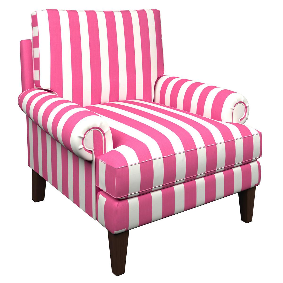 Superbe Alex Fuchsia Easton Chair